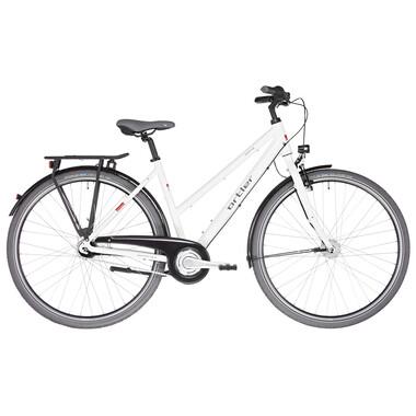 Vélo de Ville ORTLER HARSTAD TRAPEZ Femme Blanc 2021